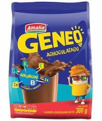 ACHOCOLATADO SANTA AMÁLIA GENEO SACHE 300G