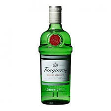GIN DRY TANQUERAY 750ML