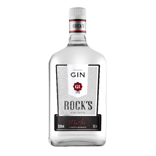 GIN ROCK`S SECO 995ML