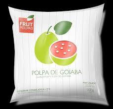 POLPA FRUT POLPAS DE GOIABA 100G
