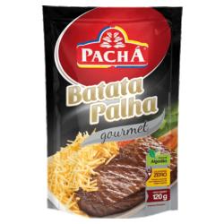 BATATA PALHA GOURMET PACHÁ 120G