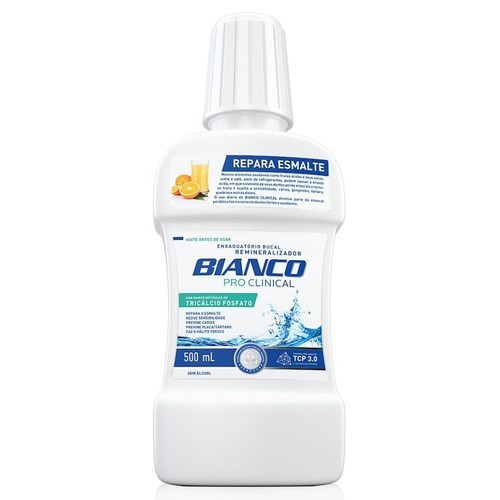 ANTISSÉPTICO BIANCO PRO CLINICAL 500ML