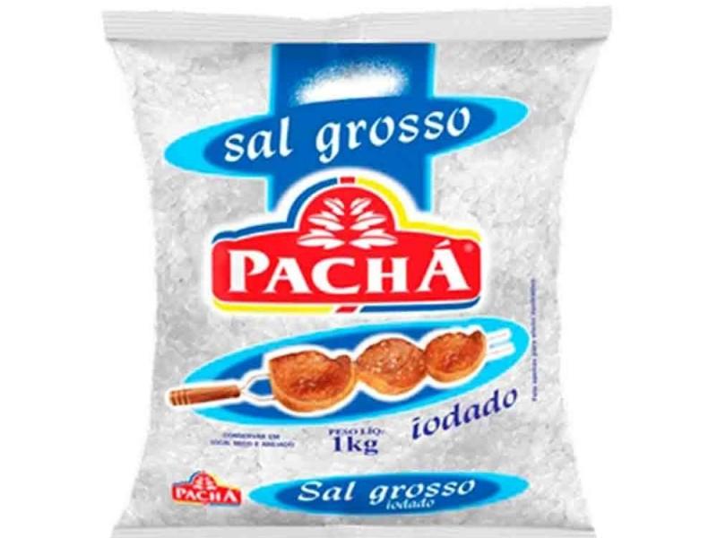 SAL GROSSO P/ CHURRASCO PACHÁ 1KG