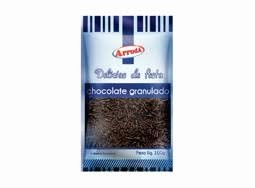 CHOCOLATE GRANULADO ARRUDA 100G