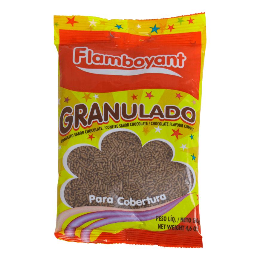 CHOCOLATE GRANULADO FLAMBOYANT 130G