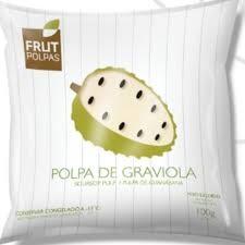 POLPA FRUT POLPAS DE GRAVIOLA 100G