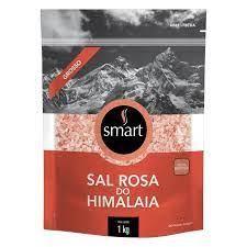 SAL SMART ROSA DO HIMALAIA GROSSO 1KG