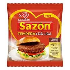 TEMPERA & DÁ LIGA SAZON SABOR PICANHA 60G