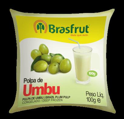 POLPA DE UMBU BRASFRUT 100G