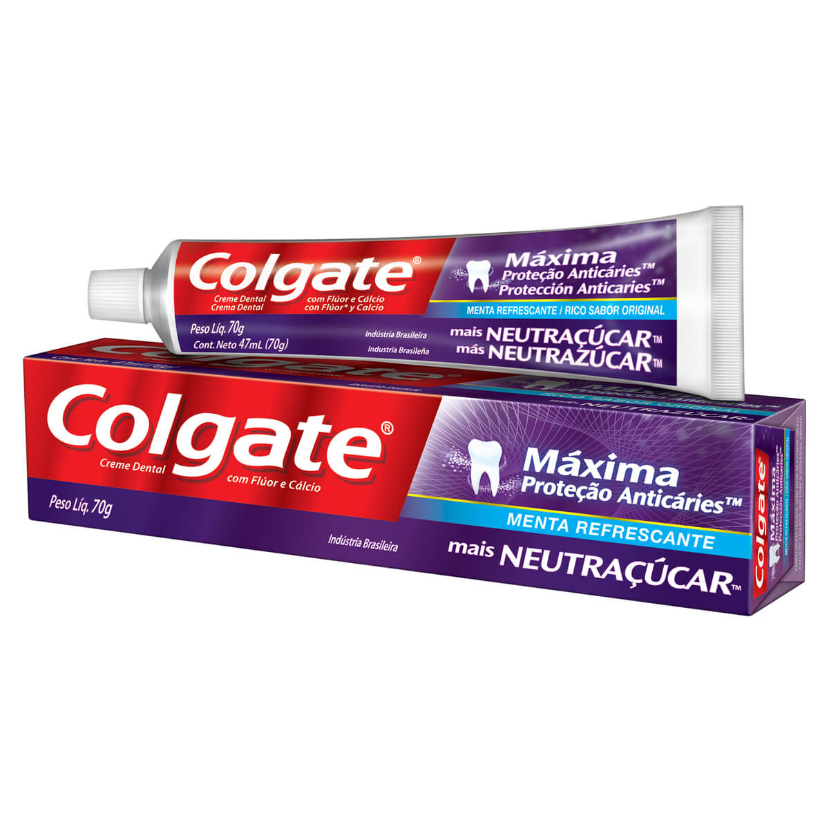 CREME DENTAL COLGATE  NEUTRAÇUCAR 70G