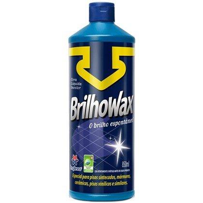 CERA LÍQUIDA BRILHOWAX INCOLOR 750ML