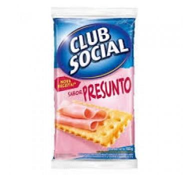 BISCOITO CLUB SOCIAL PRESUNTO 150G