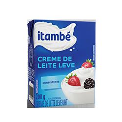 CREME DE LEITE ITAMBÉ CARTONADO 200G
