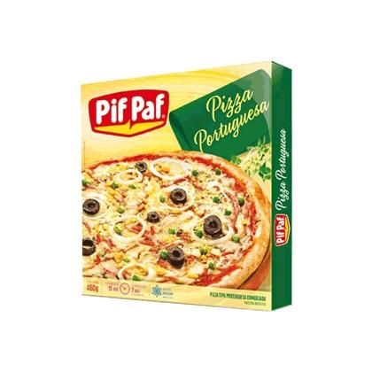 PIZZA PORTUGUESA PIF PAF 460G