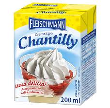 CREME CHANTILLY FLEISCHMANN 200ML