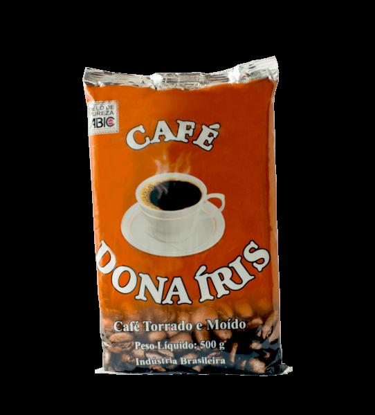 CAFÉ DONA IRIS TRADICIONAL 500G