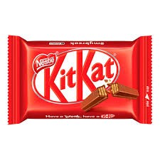 KIT KAT CHOCOLATE AO LEITE 41,5G