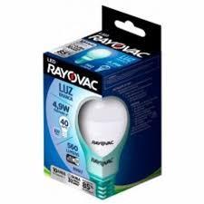 LAMPADA LED RAYOVAC  BIVOLT 560 IM 4,9W
