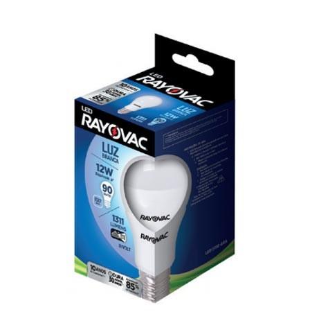 LAMPADA LED RAYOVAC  BIVOLT 1311 IM 12W