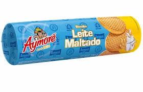 BISCOITO AYMORÉ  LEITE MALTADO 200G