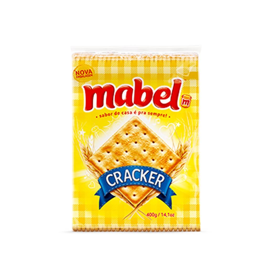 BISCOITO MABEL CRACKER 400G
