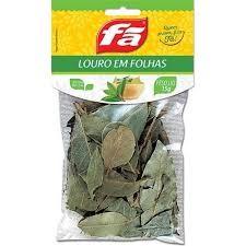LOURO EM FOLHA IMPORTADA FA 15g