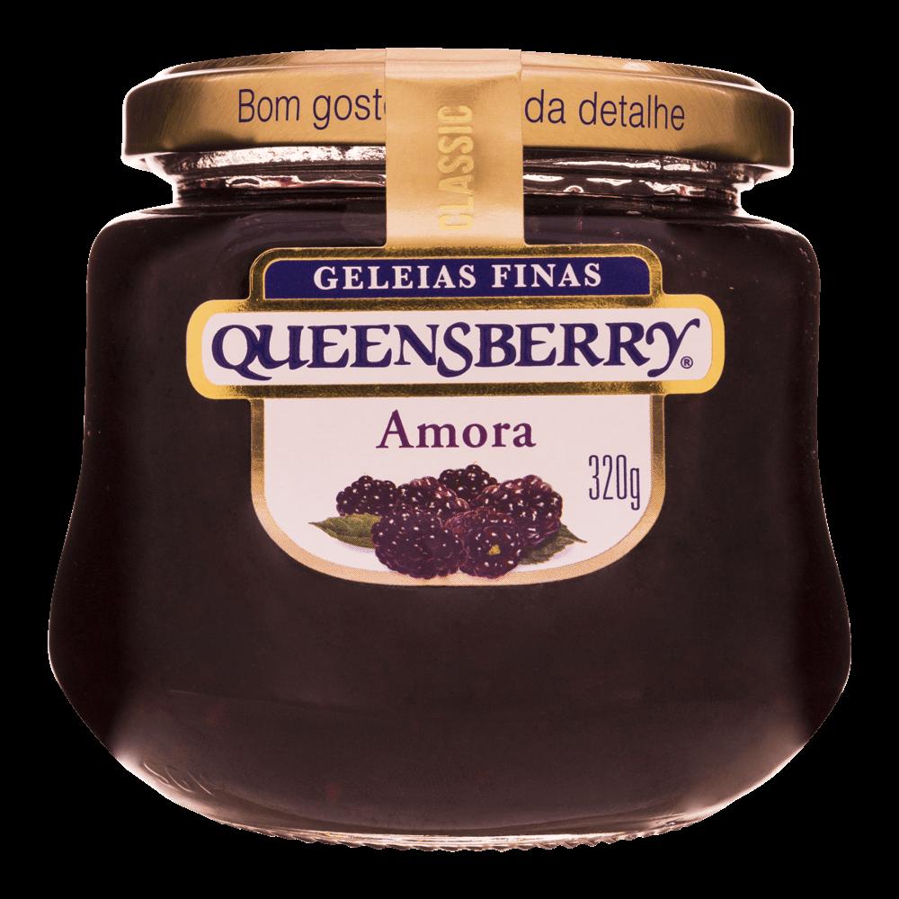 GELEIA DE AMORA QUEENSBERRY 320G