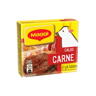 CALDO SABOR CARNE MAGGI 57G