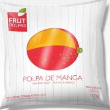 POLPA FRUT POLPAS DE MANGA 100G