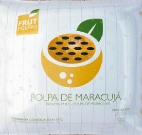 POLPA FRUT POLPAS DE MARACUJA 100G