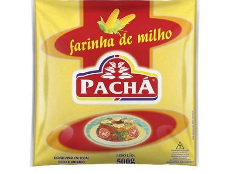 FARINHA DE MILHO PACHÁ 500G