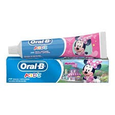 CREME DENTAL ORAL B KIDS MINNIE 50G
