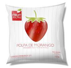 POLPA FRUT POLPAS DE MORANGO 100G