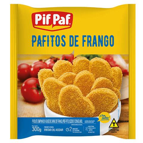 PAFITOS EMPANADOS  PIF PAF 300G