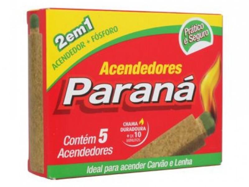 ACENDEDOR DE CHURRASQUEIRA PARANÁ 5 UN