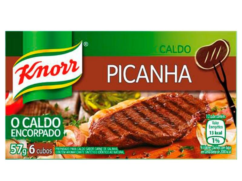 CALDO DE PICANHA KNORR 57G