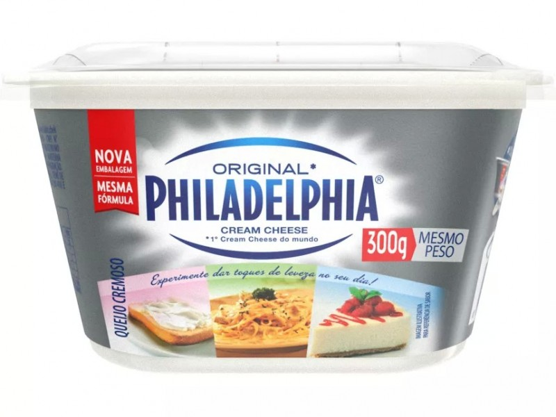 CREAM CHEESE PHILADELPHIA ORIGINAL 300G