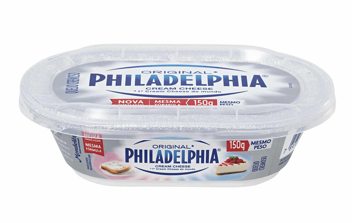 CREAM CHEESE PHILADELPHIA ORIGINAL 150G