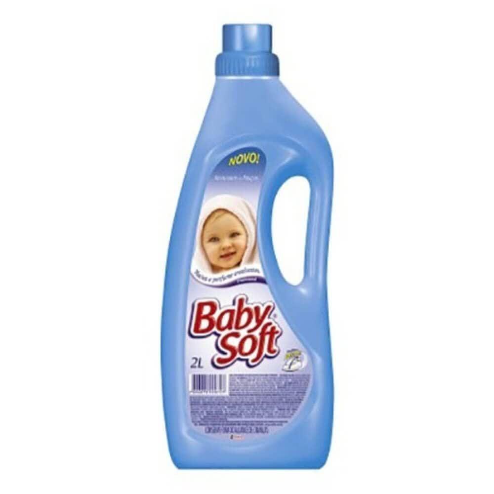 AMACIANTE BABY SOFT TOQUE DE CARINHO 2L