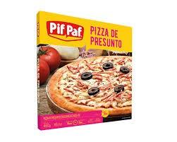 PIZZA DE PRESUNTO PIF PAF 460G