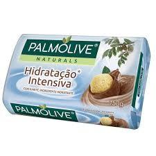 SABONETE PALMOLIVE HIDRATAÇÃO INTENSIVA COM KARITÉ 150G