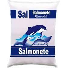 SAL REFINADO SALMONETE 1KG
