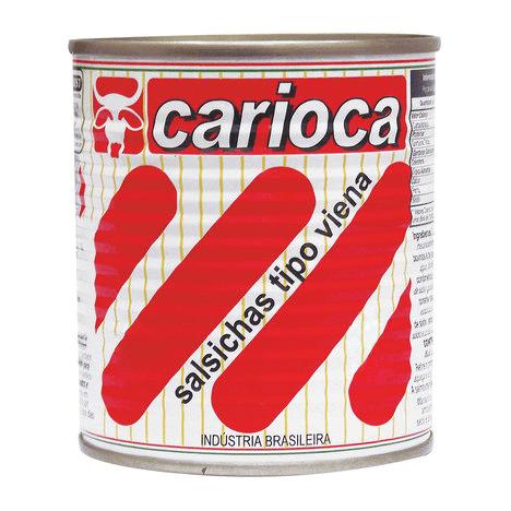 SALSICHA CARIOCA TIPO VIENA 180G