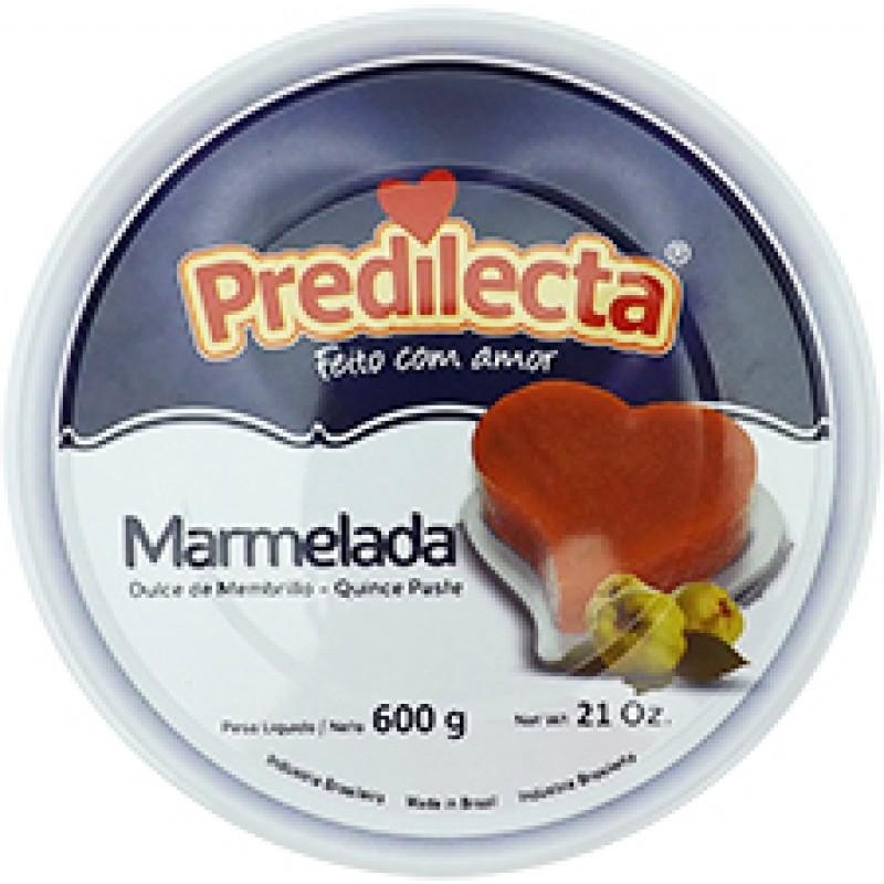 MARMELADA PREDILECTA LATA 600G
