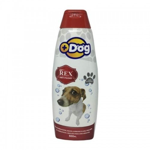 SHAMPOO MAIS DOG ANTIPULGAS 500ML