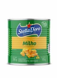 MILHO VERDE STELLA D'ORO LATA 170G