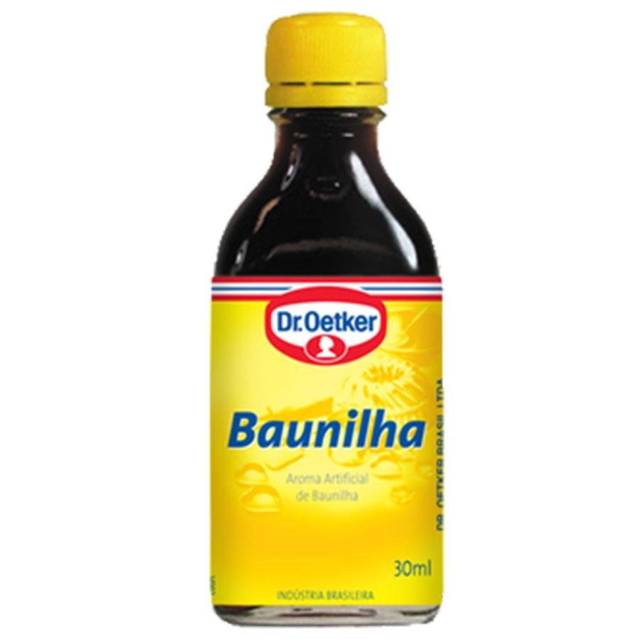 ESSÊNCIA DE BAUNILHA DR.OETKER 30ML