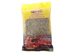 SAL GROSSO PARA CHURRASCO ARRUDA TEMPERADO  200G