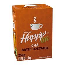 CHÁ HAPPY LIFE MATE TOSTADO 250G