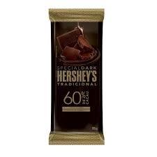 CHOCOLATE HERSHEY´S DARK TRADICIONAL 60% 85G